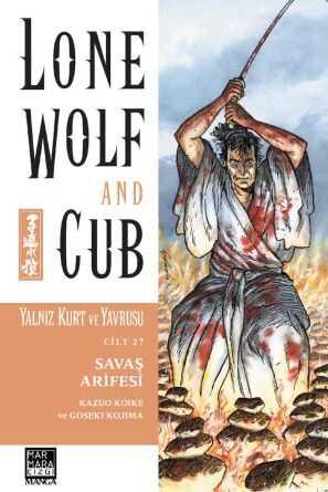 Marmara Çizgi - Lone Wolf And Cub - Yalnız Kurt Ve Yavrusu Cilt 27 Savaş Arifesi