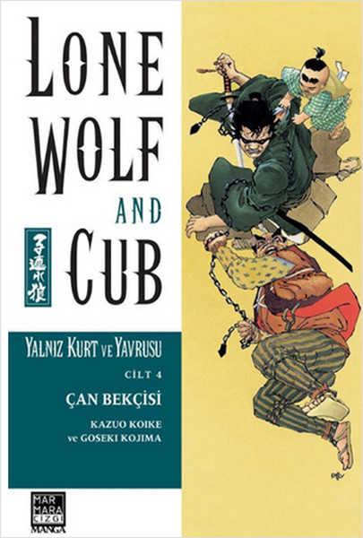 Marmara Çizgi - Lone Wolf And Cub - Yalnız Kurt Ve Yavrusu Cilt 4 Çan Bekçisi