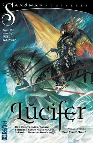 Vertigo - Lucifer Vol 3 Wild Hunt TPB