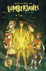 Boom - Lumberjanes Vol 6 Sink Or Swim TPB