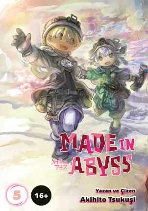 Komik Şeyler - Made In Abyss Cilt 5