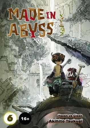 Komik Şeyler - Made In Abyss Cilt 6