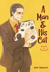 Diğer - A Man And His Cat Vol 1 TPB