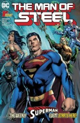 DC - Man Of Steel # 1