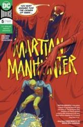 DC - Martian Manhunter # 5