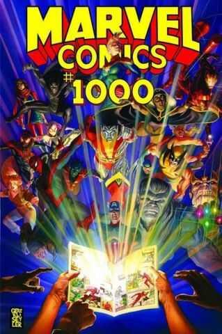Gerekli Şeyler - Marvel Comics # 1000
