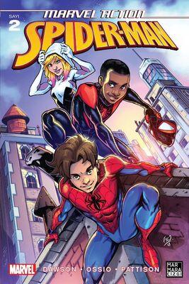 Marvel Action Spider-Man Sayı 2