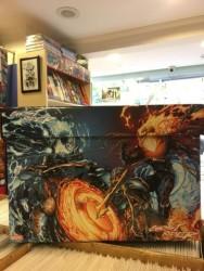 Marvel - Marvel Ghost Rider Short Box- Kısa Çizgi Roman Kutusu