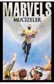 Arkabahçe - Marvel Mucizeler X-Men Kapak