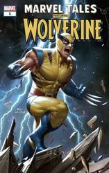 - Marvel Tales Wolverine # 1