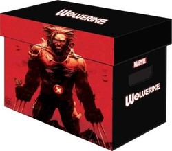 Marvel - Marvel Wolverine Short Box- Kısa Çizgi Roman Kutusu