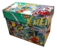 NECA - Marvel X-Men Short Box- Kısa Çizgi Roman Kutusu
