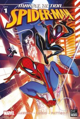 Marvel Action Spider-Man Sayı 1