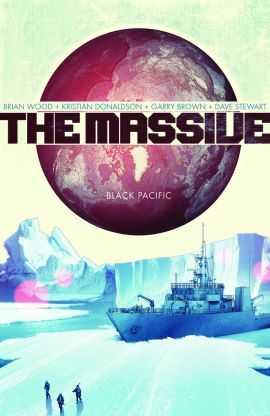 Dark Horse - Massive Vol 1 Black Pacific TPB