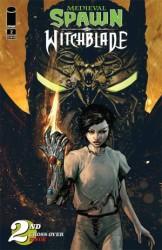 Image - Medieval Spawn Witchblade # 2