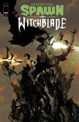 Image - Medieval Spawn Witchblade # 3