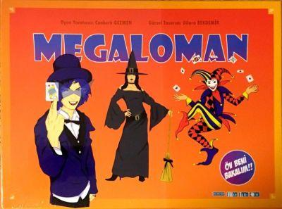 Megaloman Kutu Oyunu