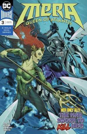 Mera Queen of Atlantis # 3