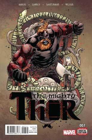Marvel - Mighty Thor # 7