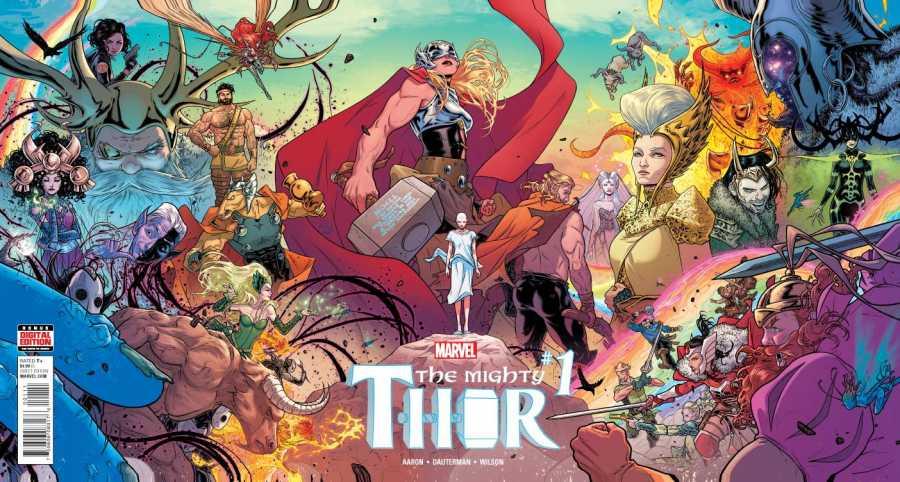 Marvel - Mighty Thor # 1