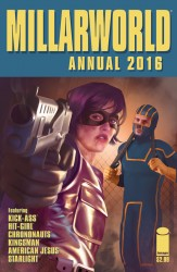 Image - Millarworld Annual 2016 Özgür Yıldırım İmzalı Sertifikalı