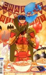 DC - Mister Miracle # 10 Variant Mitch Gerads İmzalı Sertifikalı