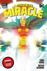 Marmara Çizgi - Mister Miracle Cilt 1