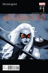 Marvel - Mockingbird # 1 Dekal Hip Hop Variant