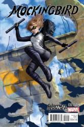 Marvel - Mockingbird # 1 Fagan Wop Variant