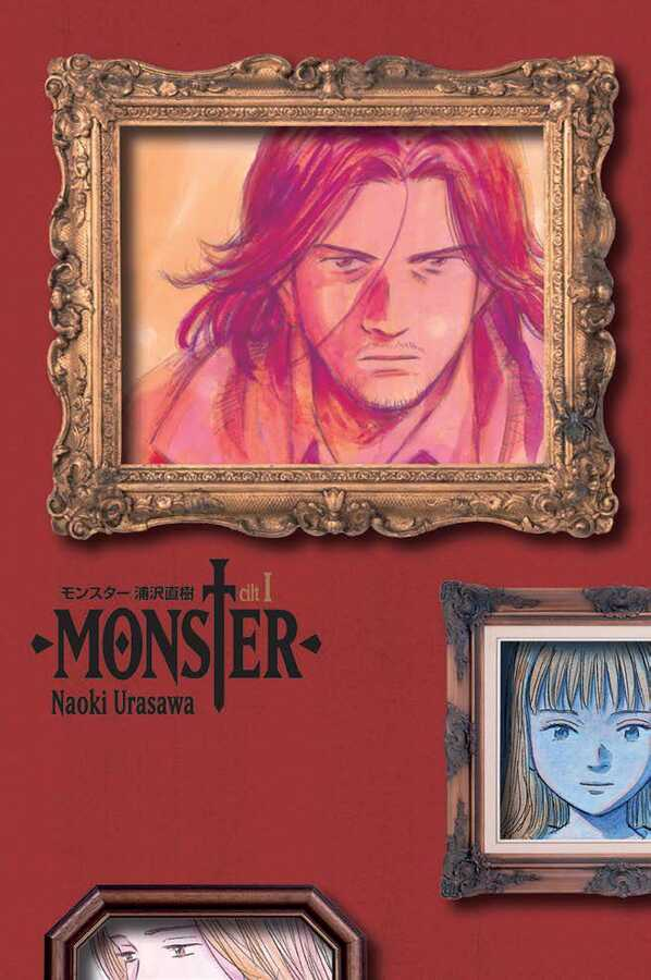 Marmara Çizgi - Monster Cilt 1
