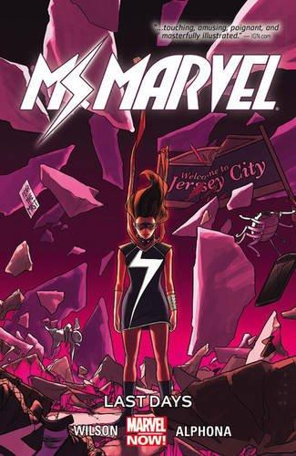 Marvel - Ms Marvel Vol 4 Last Days TPB