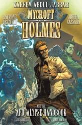 Titan Comics - Mycroft Holmes Vol 1 And The Apocalypse Handbook TPB