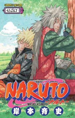 Naruto Cilt 42