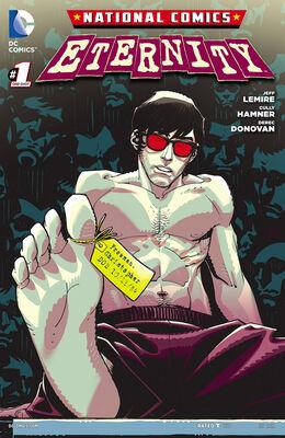 National Comics Eternity # 1 (ONE SHOT)
