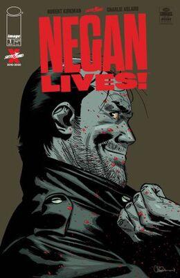 Negan Lives # 1 Ön Sipariş