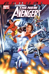 - The New Avengers Annual # 3