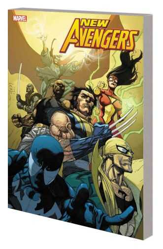 Marvel - New Avengers By Brian Michael Bendis Complete Collection Vol 3 TPB