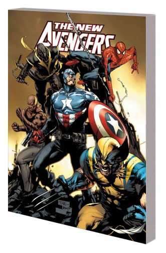 Marvel - New Avengers By Brian Michael Bendis Complete Collection Vol 4 TPB