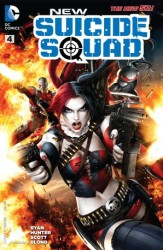 DC - New Suicide Squad (New 52) # 4