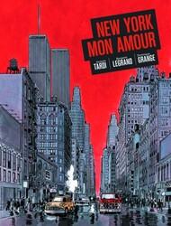 Fantagraphics - New York Mon Amour HC
