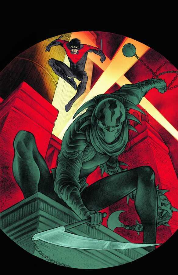 DC - Nightwing (2011 Series) # 13