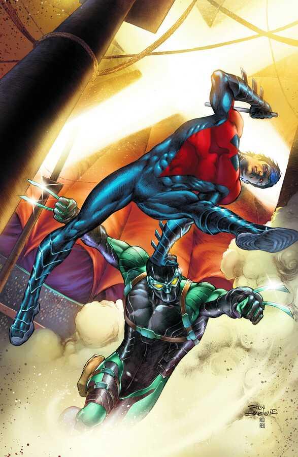 DC - Nightwing (2011 Series) # 2