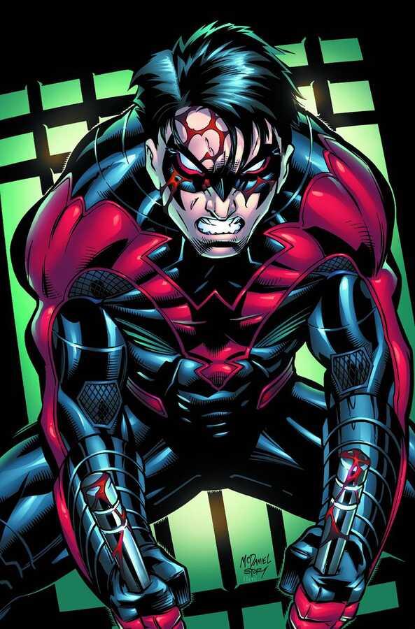 DC - Nightwing (2011 Series) # 26