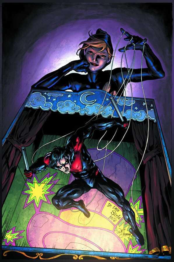 DC - Nightwing (2011 Series) # 27