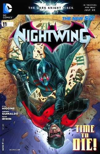 DC - Nightwing (2011 Series) # 11