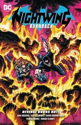Nightwing Burnback TPB