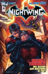 DC - Nightwing (New 52) # 4