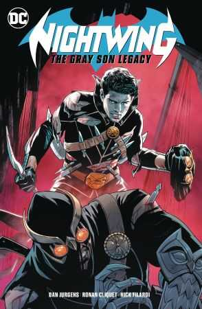DC - Nightwing The Gray Son Legacy TPB