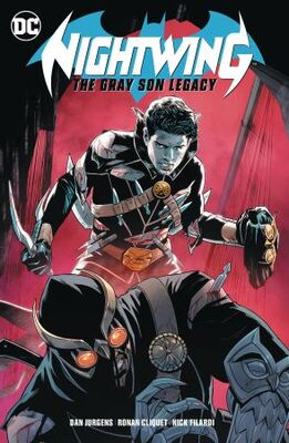 Nightwing The Gray Son Legacy TPB
