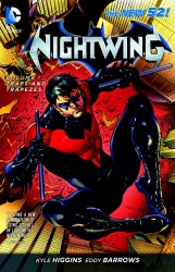 DC - Nightwing (New 52) Vol 1 Traps and Trapezes TPB